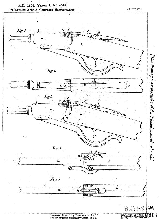 Friedrich Langenhan and the Langenhan Dolla Air Pistols