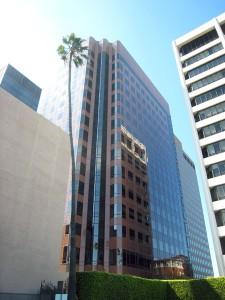 Skyscrapers in Westwood
