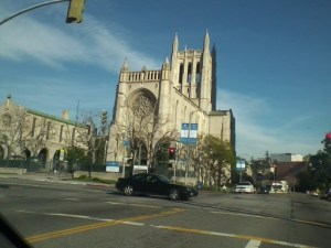First Congregational Church of LA