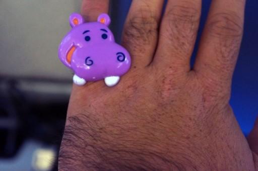 Hippo Ring