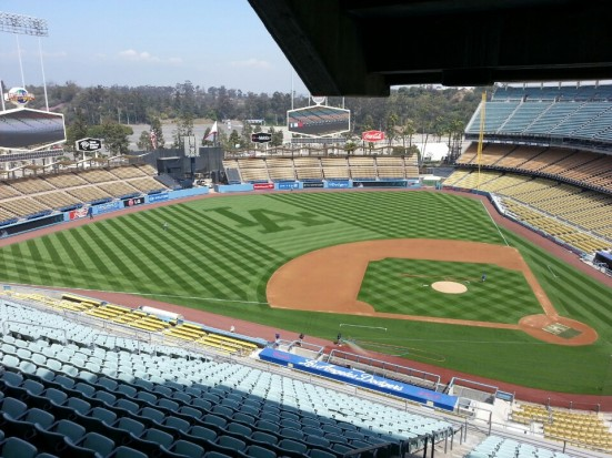Dodger Stadium