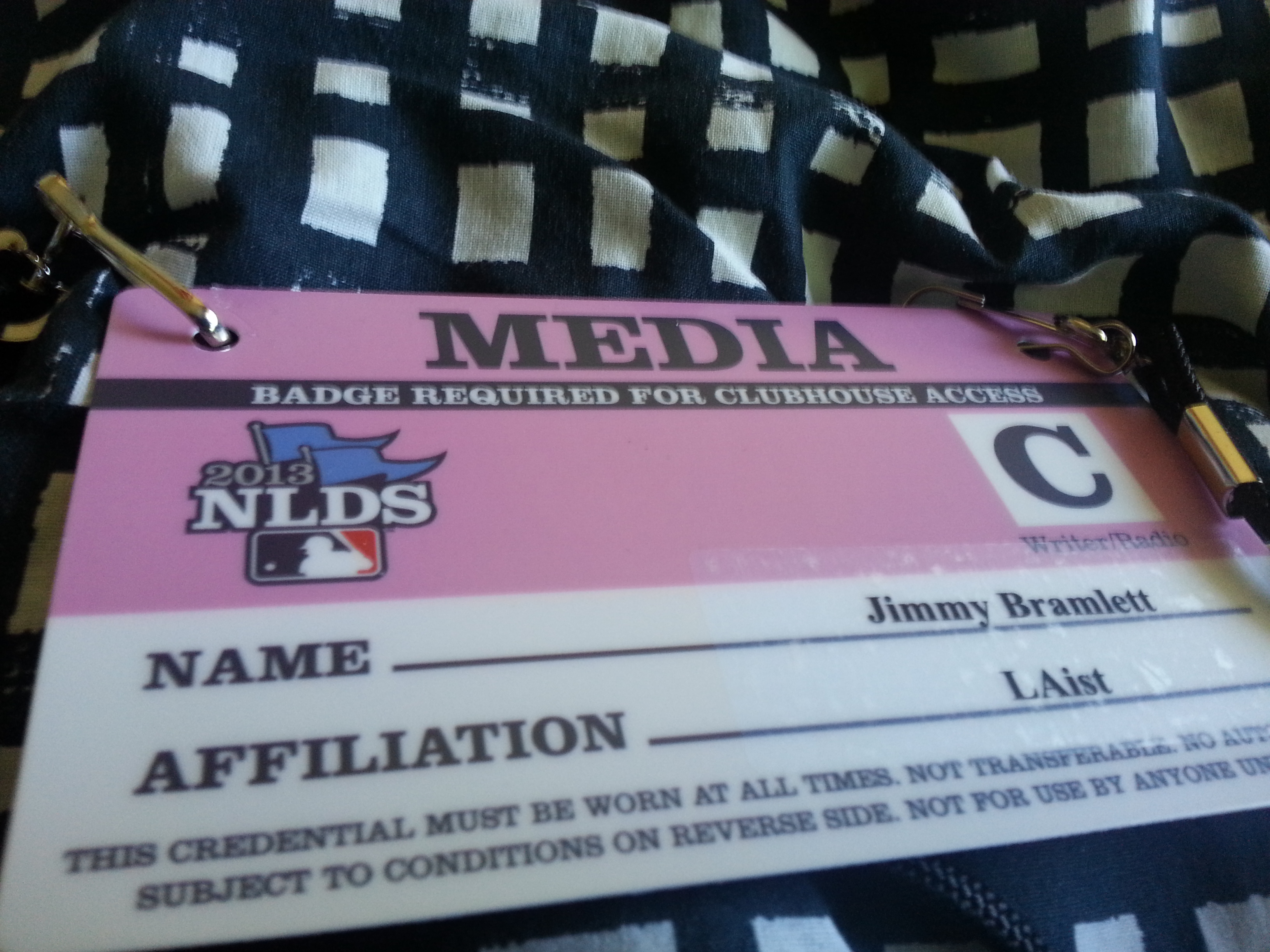 NLDS Credential