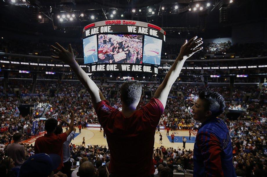 Clippers Fan