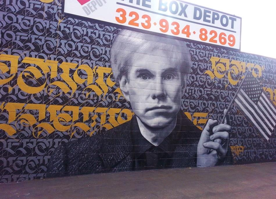 Warhol Tribute