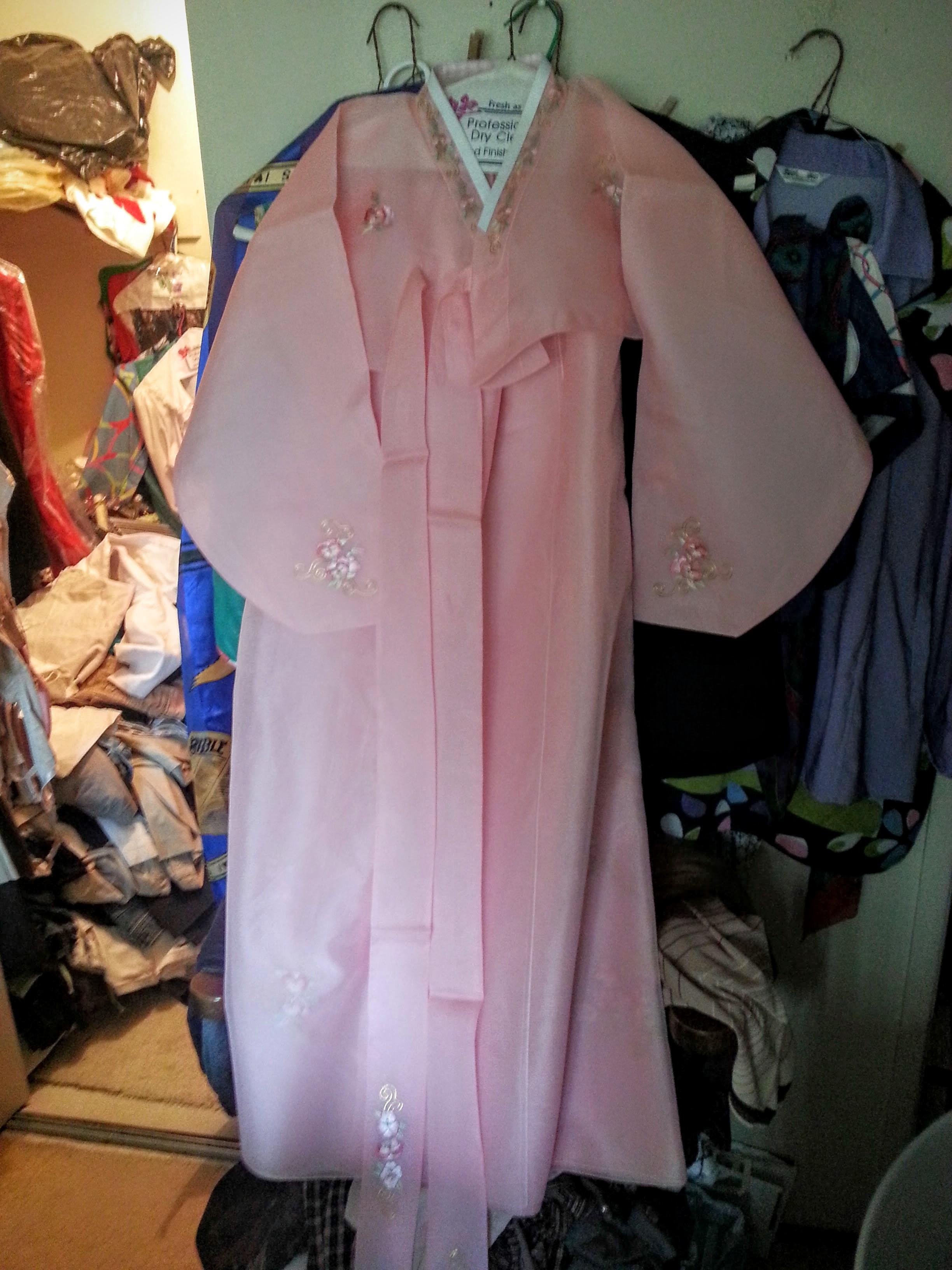 Burial Dress
