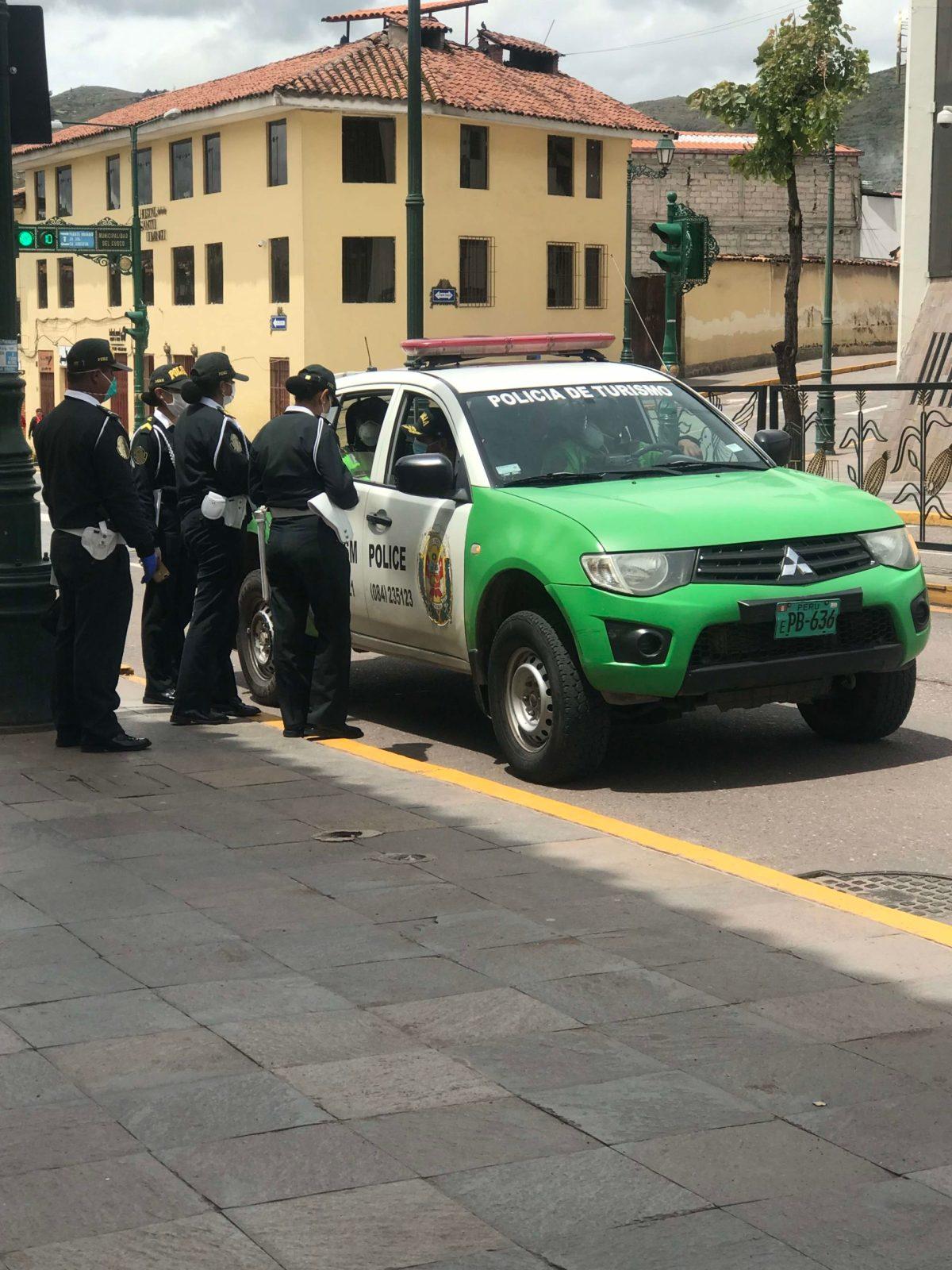 Peru in Lockdown