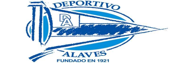 Deportivo Alavés. Grundlagt 1921.