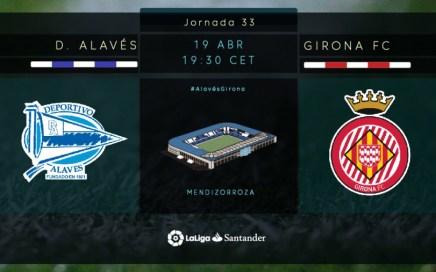 Deportivo Alavés - Girona FC. Tip og odds på kampen.