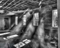 Old Building Photography - Picher Oklahoma