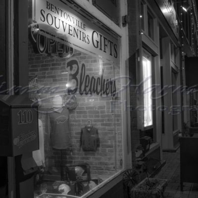 Bentonville Square Shop Window