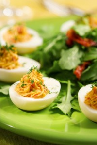 deviled-eggs-shutterstock_12564619