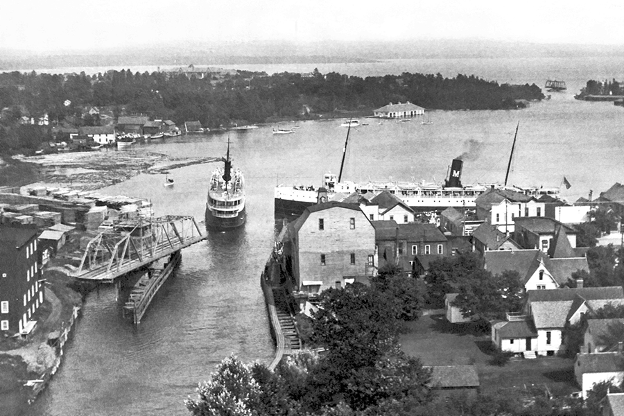 Historical Photographs Of Northern Michigan Jim Nelson Photography