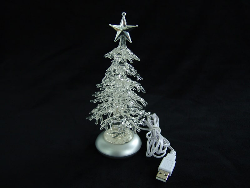 i love the little usb toys for those of us who need shiny things to help kill our attention span its a usb christmas tree - Usb Christmas Tree