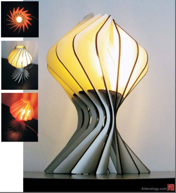 Exceptional Alienologyu0027s Bloom Lamp