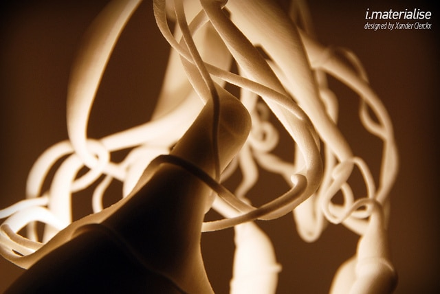 The Creation lamp