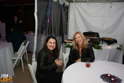 Adri Hutton and Janie