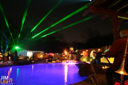 PARTY LASER