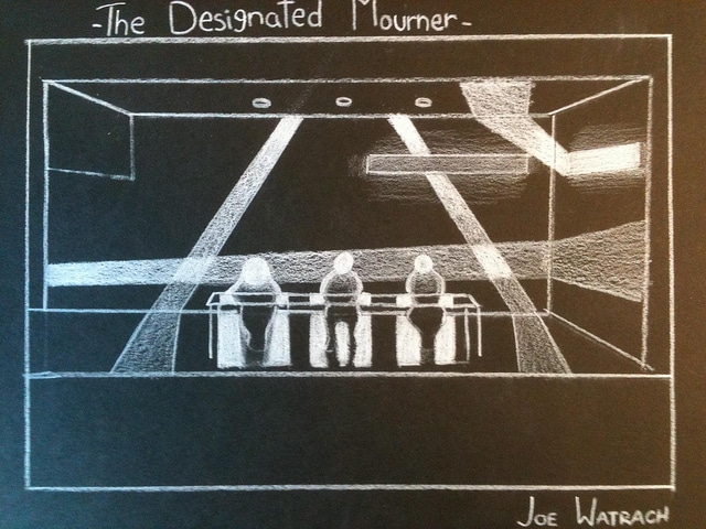 The Designated Mourner