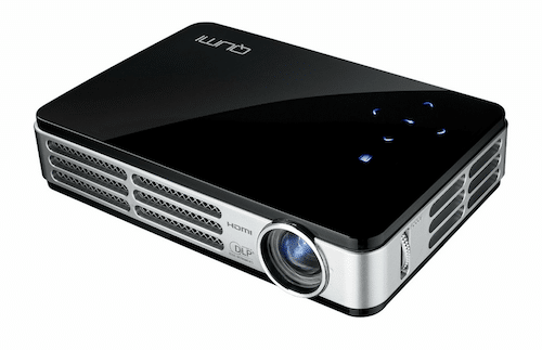 Pico projectors and cop chases and iphones oh my jim on for Worlds smallest hd projector