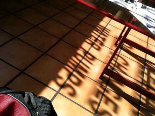 Sign Shadows!