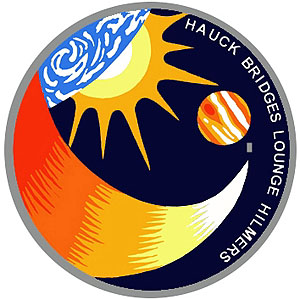 Mission patch for the failed mission, STS-61, of shuttle Challenger, on January 28, 1986