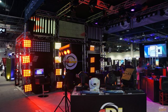 American DJ, InfoComm 2014