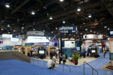 Random Floor Shot, InfoComm 2014