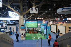 DP Visual Experience, InfoComm 2014