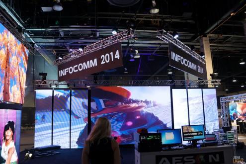 Aeson, InfoComm 2014