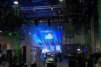 CHAUVET Professional's Entertainment Pavilion booth, InfoComm 2014
