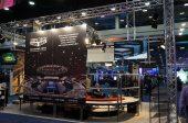 USITT 2015 Show Floor... Steel Deck