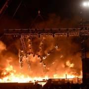 mumbai-makeinindiaweek-fire