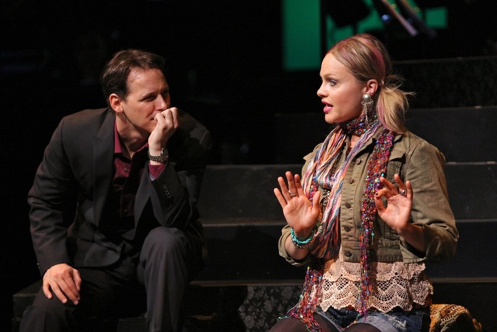Company: Jim Poulos, Nicolette Hart