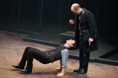 Hamlet 16 - Photo: Peter Wochniak