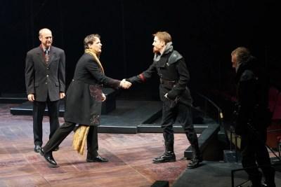 Hamlet 3 - Photo: Peter Wochniak