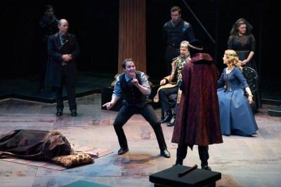 Hamlet 36 - Photo: Peter Wochniak