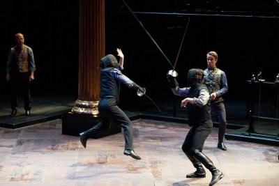 Hamlet 58 - Photo: Peter Wochniak