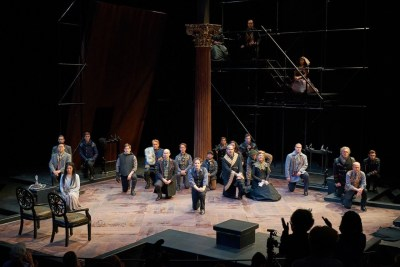Hamlet 68 - Photo: Peter Wochniak