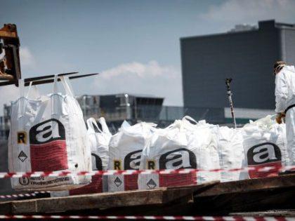 Million Dollar Commercial Asbestos Removal Bill