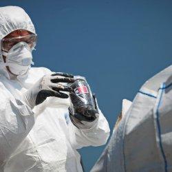 Commercial Asbestos Air Monitoring