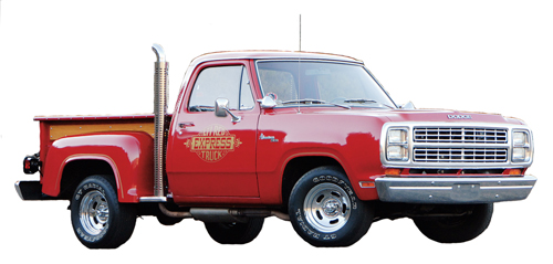 1992 Dodge Truck Interior Parts