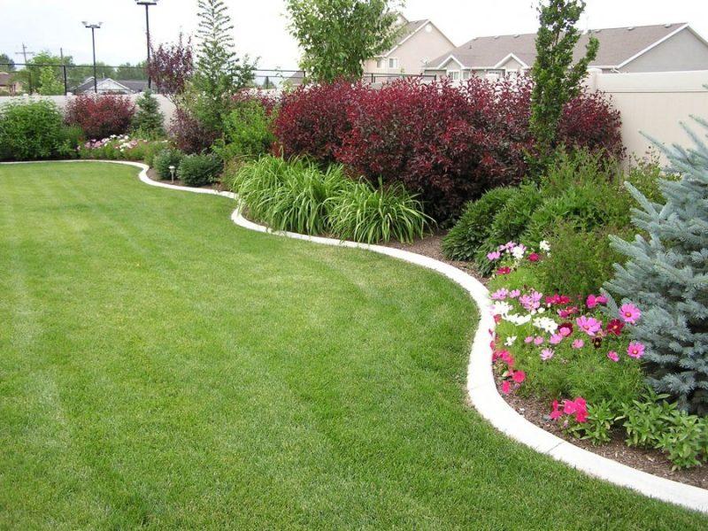 Top 3 Landscaping Ideas For Large Backyards - JimsMowing ... on Back Garden Ideas id=85539