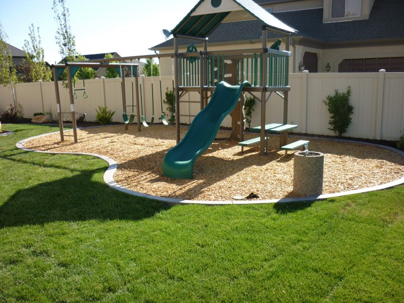 Top 3 Landscaping Ideas For Large Backyards - JimsMowing ... on Big Backyard Landscaping Ideas id=50751
