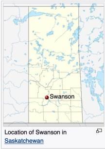 Swanson, Saskatchewan
