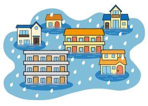 浸水被害保険金請求