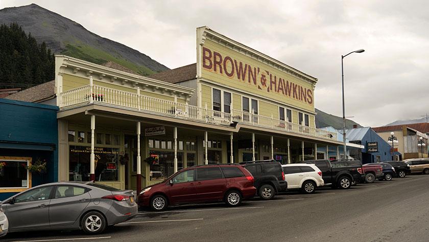 Old Town Seward