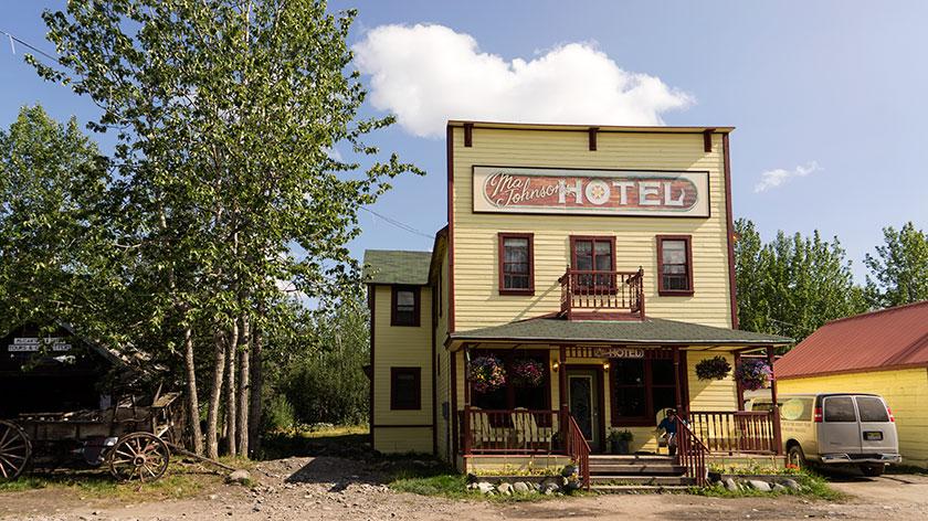 McCarthy Hotel