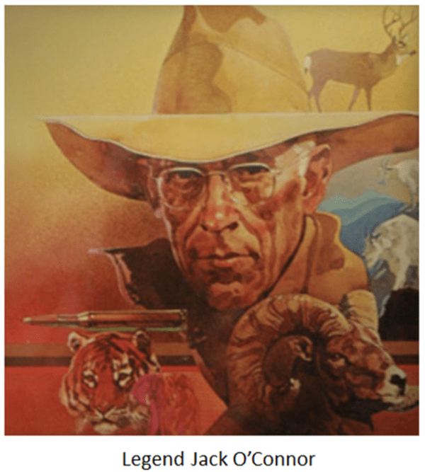 Jack O'Connor's Rifle and Me - Welcome to Jim Zumbo's Blog