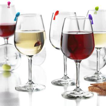 矽膠酒杯吊飾 - 程時有限公司