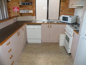 Snowridge 10 Kitchen